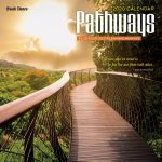 Pathways 2020 12 x 12 Inch Monthly Square Wall Calendar by Brush Dance, Photography Journey Scenic Nature