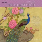 Thich Nhat Hanh 2020 12 x 12 Inch Monthly Square Wall Calendar by Brush Dance, Zen Peace Spiritual Leader