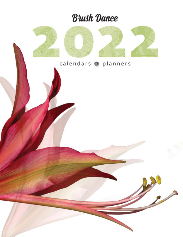Brush Dance 2022 Calendar Collection