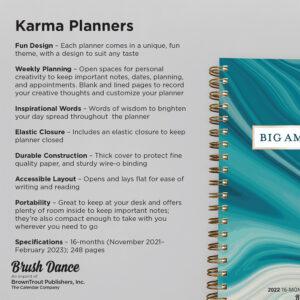 2022 Karma Planners