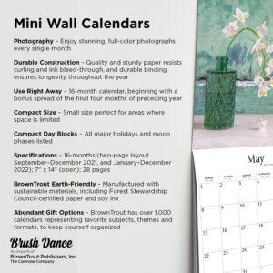 2022 Mini Wall Calendars